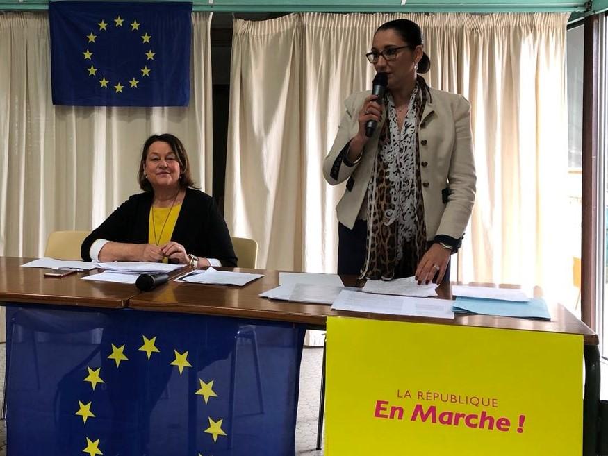 Réunion publique sur l'Union Européenne