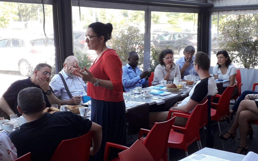 Petit-Déjeuner avec les marcheurs : le bilan de la première année d'action du Gouvernement