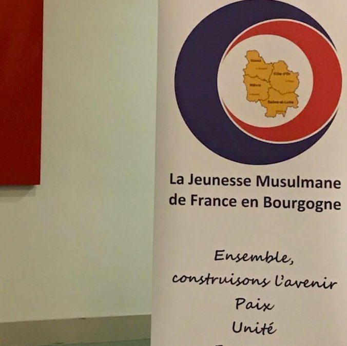 Dîner de la jeunesse musulmane de France en Bourgogne