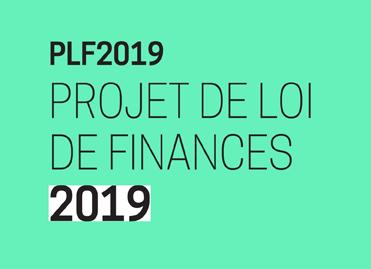 PLF 2019 Seconde Partie Travail Emploi
