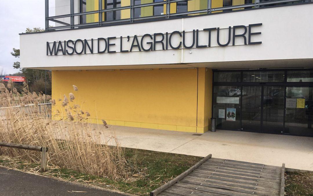 Atelier-Débat autour de la Future Réforme des Retraites: Aujourd'hui Les Agriculteurs…