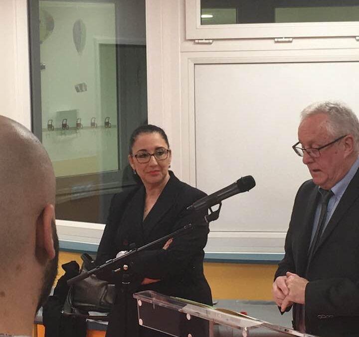 Inauguration d'un nouvel espace pour enfants à l'espace Bachelard de Marsannay-la-Côte