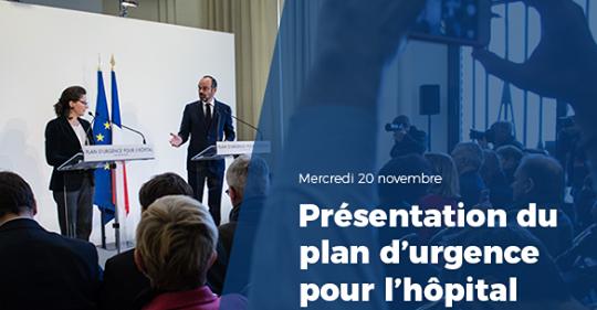Présentation du Plan d'Urgence pour l'Hôpital