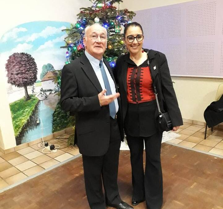 VOEUX 2020: A LA RENCONTRE DES MAIRES DE LA 3EME CIRCONSCRIPTION…