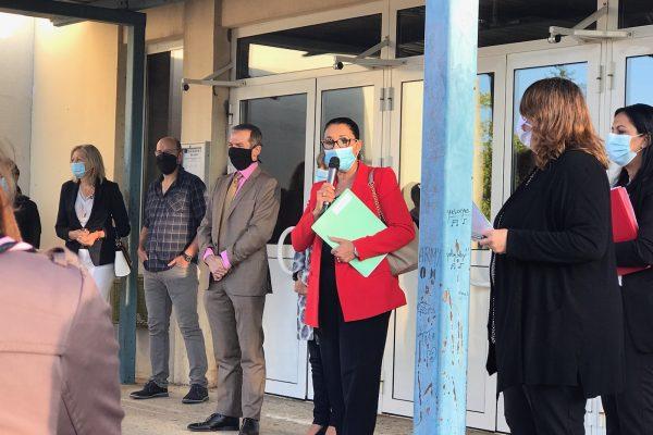 Rentrée Scolaire 2020 à Genlis
